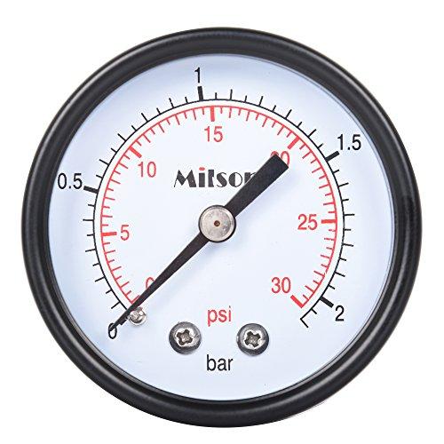 Back Mount Pressure Gauge (Milson Pressure Gauge, 2
