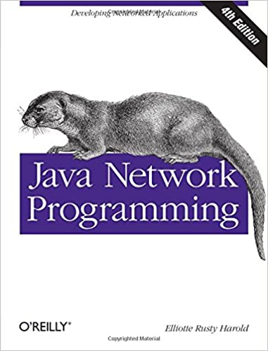 Java Network Programming: Elliotte Rusty Harold