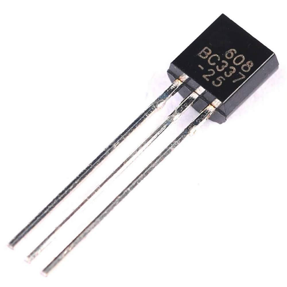 5x Transistor BC327-25 Transistor Bipolar Pnp 50V 800mA 625mW TO92