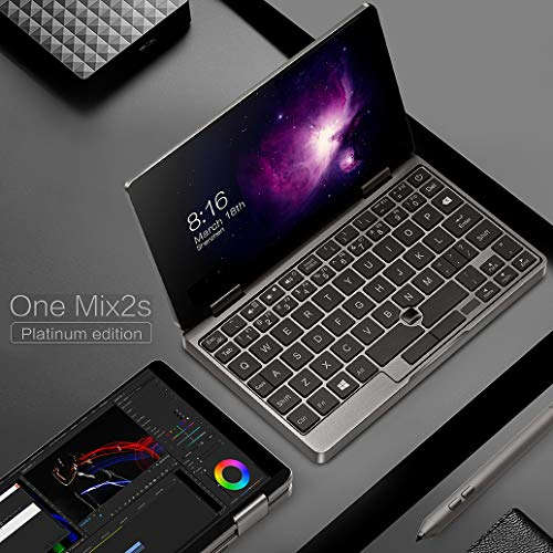 68088ef1de42 [Platinum Edition] One Netbook One Mix 2S Yoga [CPU: Intel 8th CoRE  I7-8500Y] 7