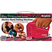 Boye Simplicity Electric Hand Held Felting Machine