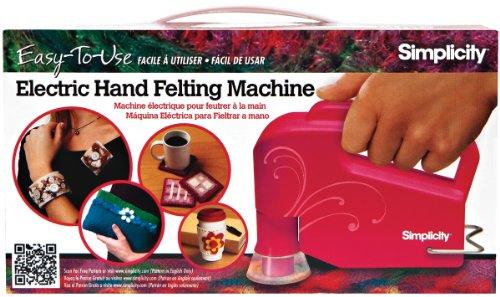 Boye Simplicity Electric Felting Machine