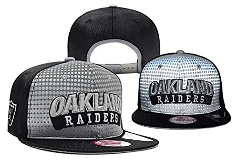 kdif Oakland Raiders 19 Unisex Quick drying Mesh Cap Gorra ...