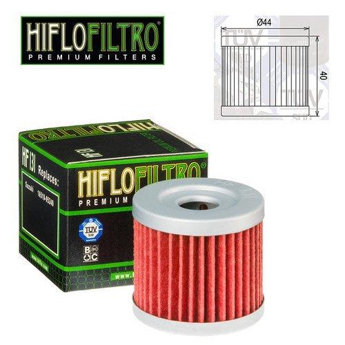 FILTRO OLIO MOTORE HIFLO HF131 PER SUZUKI BURGMAN 400 2009