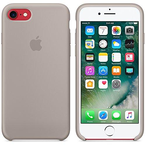 iPhone 7 Silicone Case - Pebble