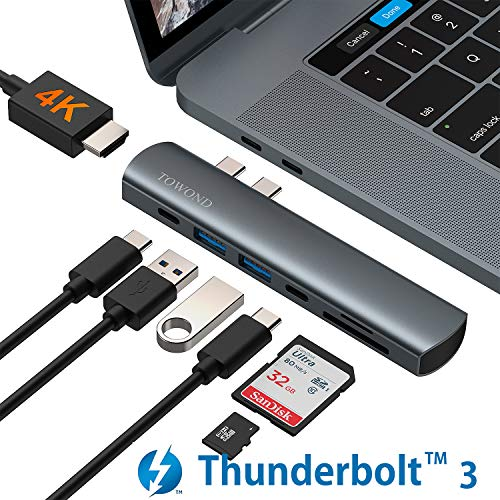 Adapter Dongle MacBook Thunderbolt Readers product image