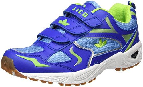 Lico Bob V - Zapatillas Niños Blau (BLAU/LEMON)