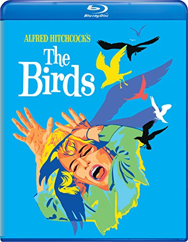 Blu-ray : The Birds (1963) (Snap Case, Slipsleeve Packaging)