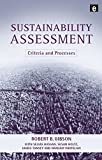 img - for Sustainability Assessment: Criteria and Processes book / textbook / text book