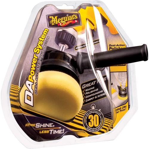 Meguiar's G3500 Dual Action Power System Tool –...