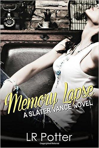 Book Memory Lapse: A Slater Vance Novel