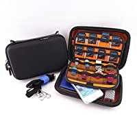 Netral Waterproof 3DS Case with Mesh Pocket, Zip and Carry Strap for 3DS XL / 3DS / 3DS LL Console