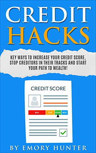 Credit Hacks: Key Ways to increase your credit score, stop creditors in their tracks and start your path to wealth! Creditor Business Card