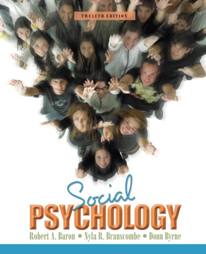 Social Psychology Value Package (includes Grade Aid Workbook for Social Psychology) (12th Edition)