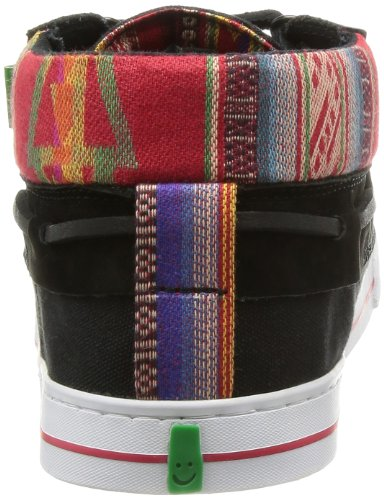 Chaussure Décontractée Sanuk Schooner Funk - Mens-black-medium-9 Us
