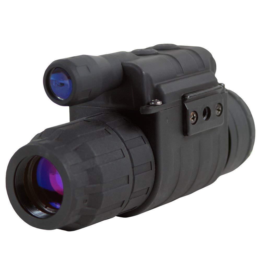 Sightmark Ghost Hunter 2x24 Night Vision Monocular (Renewed) by Sightmark