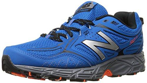 New Balance Mens 510v3 Trail Running Shoe, Sonar/Black, 37.5 D(M) EU/4.5 D(M) UK