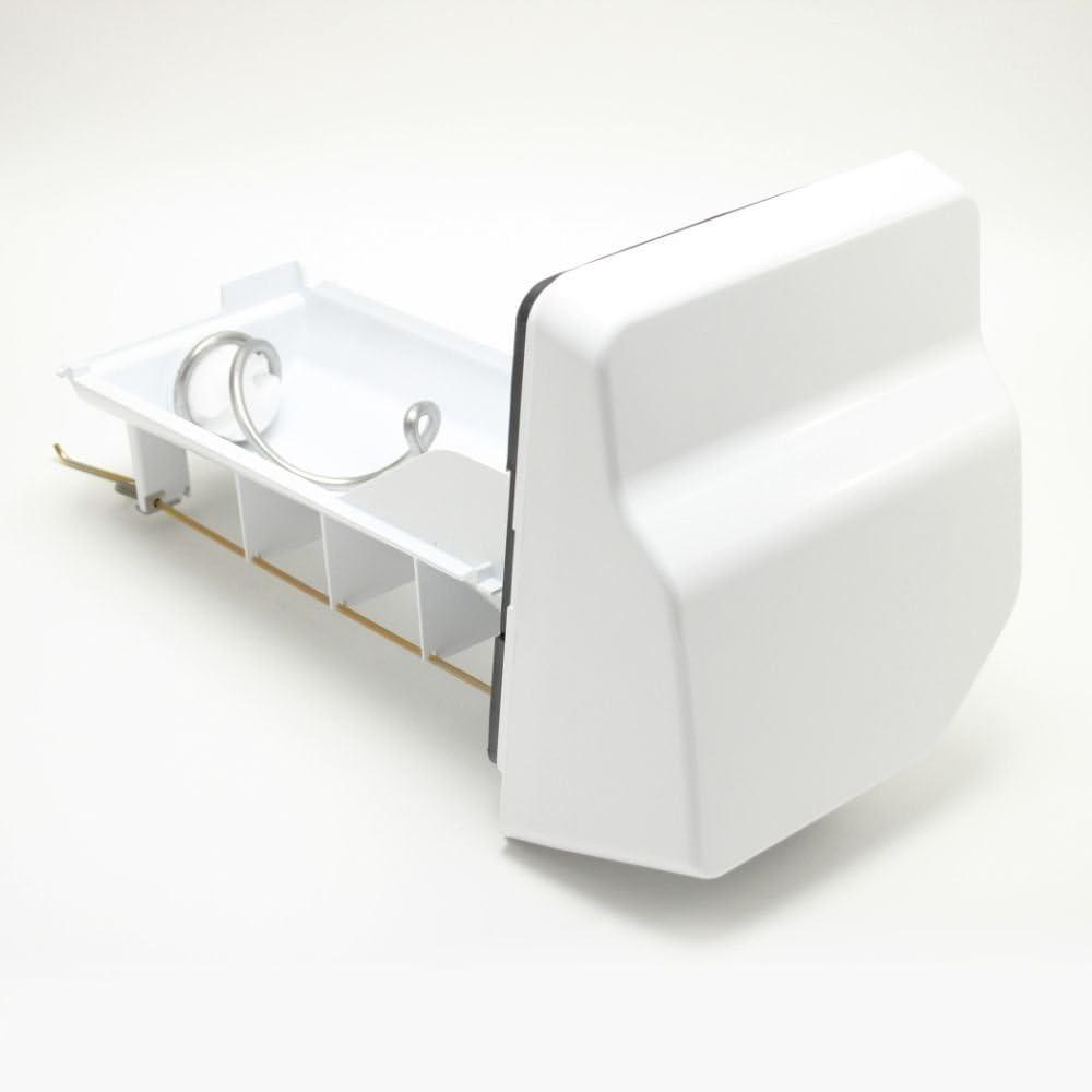 Whirlpool W11185686 Refrigerator Ice Container Genuine Original Equipment Manufacturer (OEM) Part