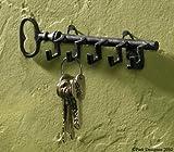 Park Designs Key Shaped Key Hook Rack Antiqued Look