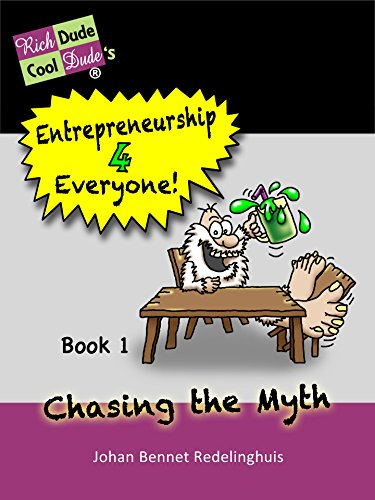 Entrepreneurship Everyone Chasing Myth Book ebook product image