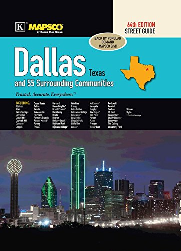 Dallas, TX Street Guide