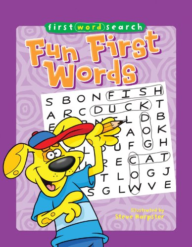 (First Word Search: Fun First)