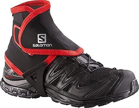 SALOMON Trail S-Lab Gaiter black Size
