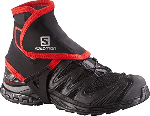 Salomon black Lab Trail S Gaiter qzqrpfU