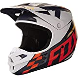 2018 Fox Racing V1 Sayak Helmet-Orange-2XL