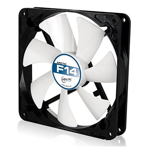 Arctic Cooling F14 140mm Low Noise Case Fan  - NEW