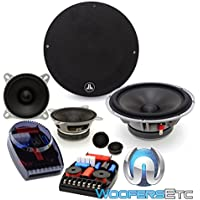 JL Audio C5-653 Evolution C5 Series 6.5 3-Way Component System