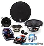 JL Audio C5-653 Evolution C5 Series 6.5'' 3-Way Component System
