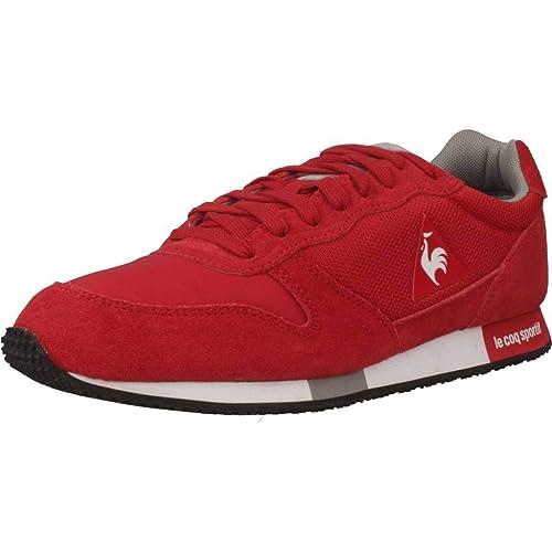 Le COQ Sportif Alpha Jersey Vintage Red Titanium (41 EU)
