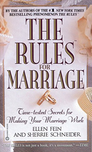 Rules TM Marriage Time tested Secrets ebook product image
