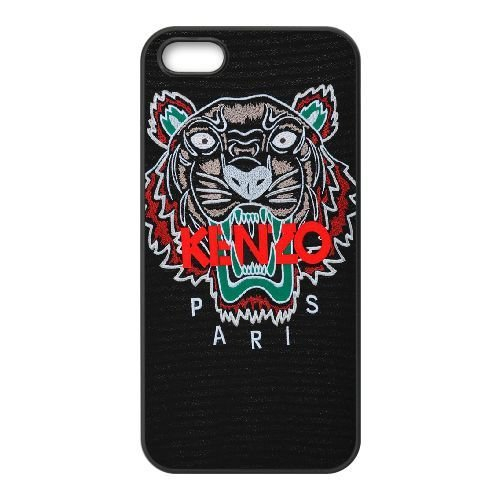 iPhone 4 4s Case,Cell Phone Case for iPhone 4 4s Black Kenzo SH3656