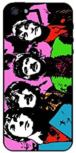 The Beatles v2 iPhone 5S - iPhone 5 Case 3vssG