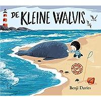 De kleine walvis: tekst en illustraties Benji Davies