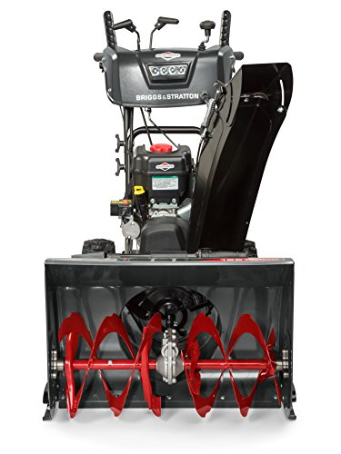 Briggs & Stratton 1227MDS Dual Stage Snowthrower Snow Thrower, 250cc by Briggs & Stratton (Image #2)