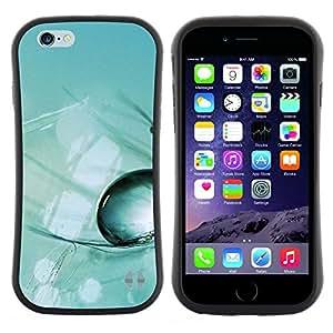 "Hypernova Slim Fit Dual Barniz Protector Caso Case Funda Para Apple (5.5 inches!!!) iPhone 6 Plus / 6S Plus ( 5.5 ) [Planta Naturaleza Forrest Flor 48""]"