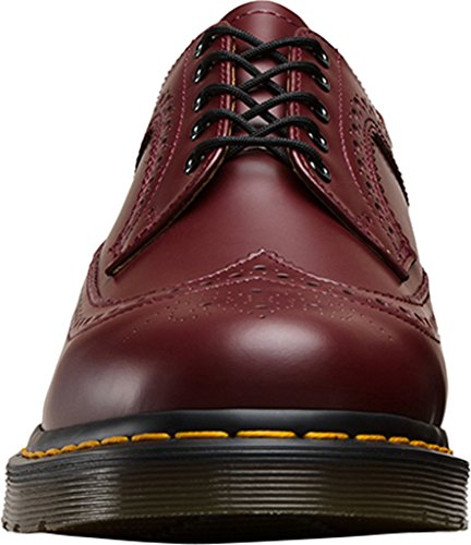 Martens Shoes Leather Mens 5 Dr 3989 Cherry Eyelet dWfFqnBw