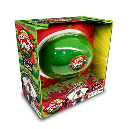 Watermelon Smash - A Suspenseful Game in which You Never Know When The Watermelon Cracks and You Los - http://coolthings.us