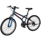 Benotto Bicicleta Fireback FS MTB Acero R26 21V Hombre Sunrace Frenos V