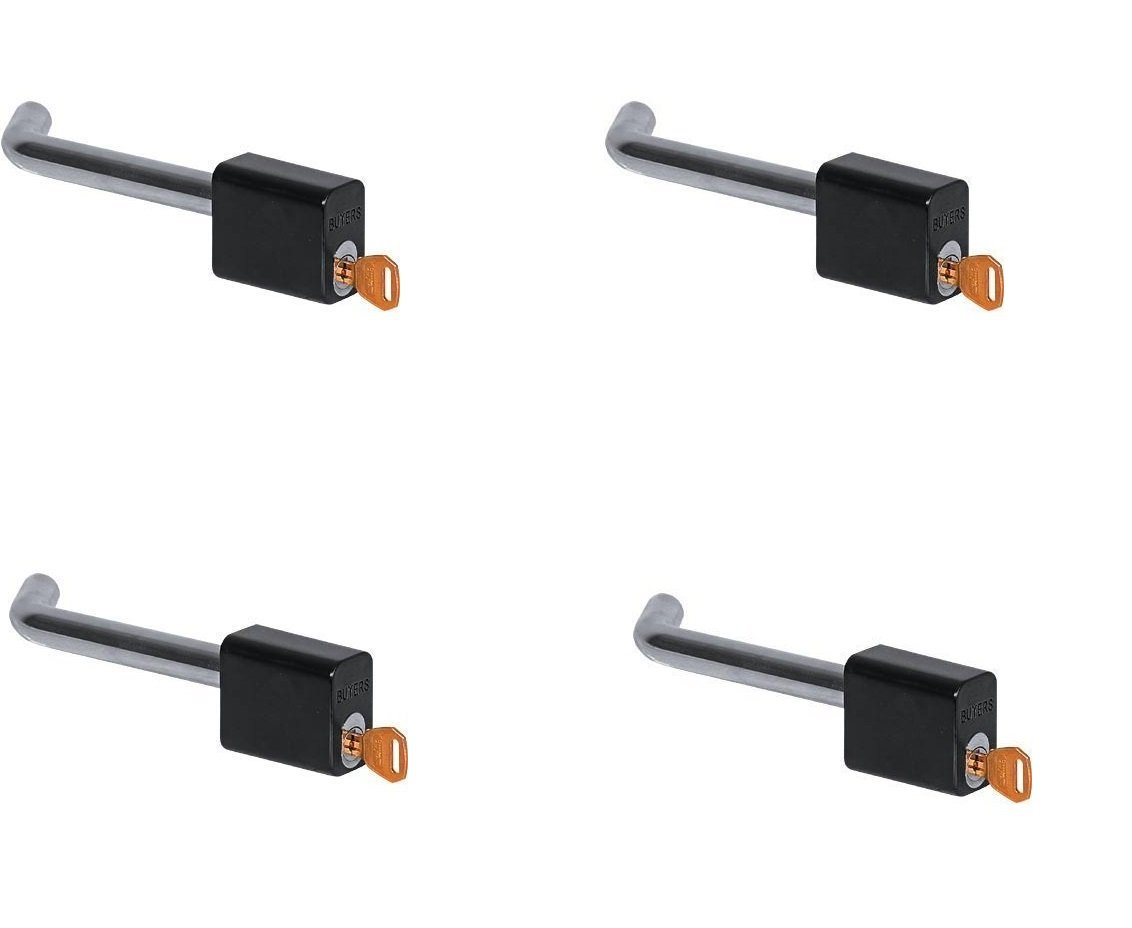Buyers Products BLHP125 1//2 Locking Hitch Pin Assembly