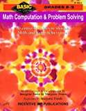 Math Computation and Problem Solving, Grades 2-3, Imogene Forte and Marjorie Frank, 0865303940