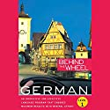 Behind the Wheel: German 1 Audiobook by  Behind the Wheel, Mark Frobose Narrated by Mark Frobose