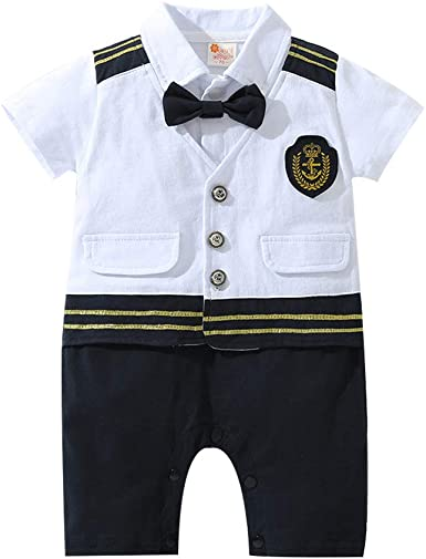 Boys Suits Toddler Boy Ropa Verano Niño Vestido Camisa Shorts de Manga Corta para 3Mes-24 Meses: Amazon.es: Ropa y accesorios