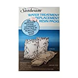 3: Pack Sunbeam Water Treatment Replacement Resin Packs 7521