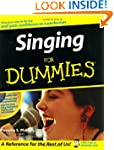 Singing for Dummies  Book/CD Set