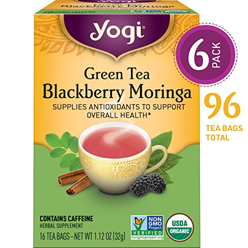 Yogi Teas Green Tea