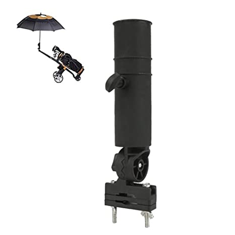 AZX Soporte para Paraguas de Golf, Sostenedor de Paraguas,Accesorios para carritos de Golf